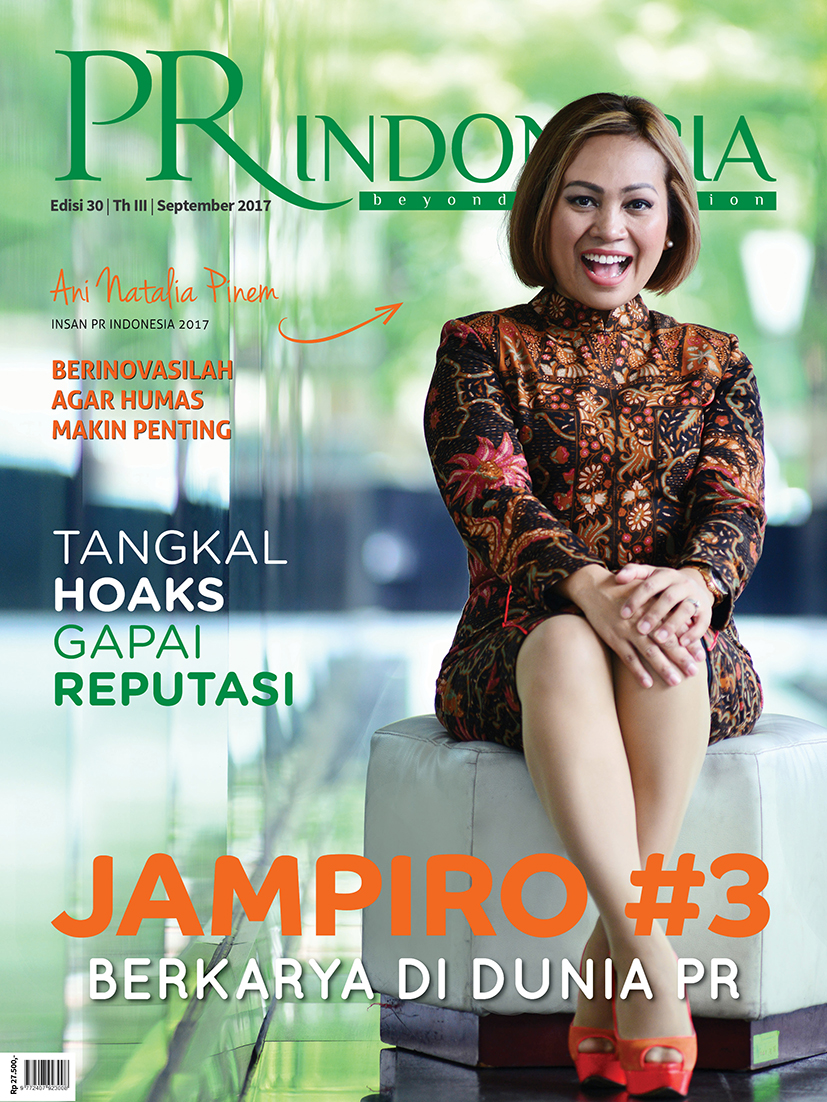 Cover edisi 30 Th III September 2017