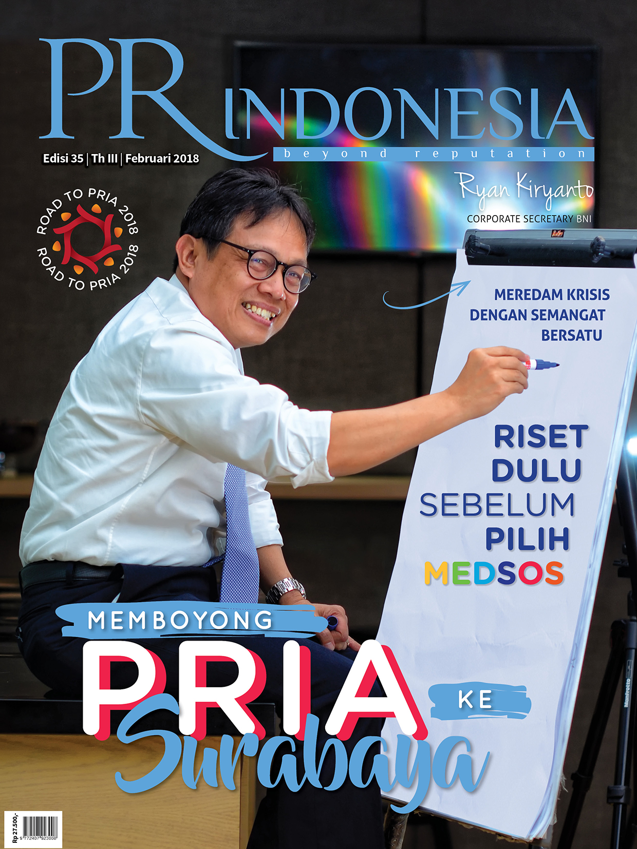 Cover Edisi 35-Februari 2018